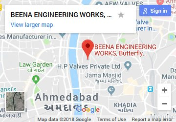 Location of beena engineering works